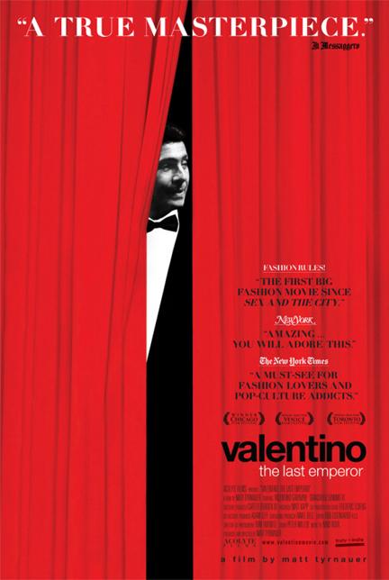 Valentino The Last Emperor