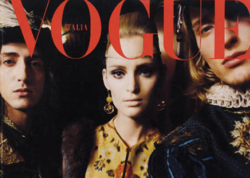 Fashion insiders have long known it takes a special kind of sorcery to make a cover that casts an enduring spell?and over the past many decades, Valentino looks have played a starring role on convers of Vogue editions from all over the world.
