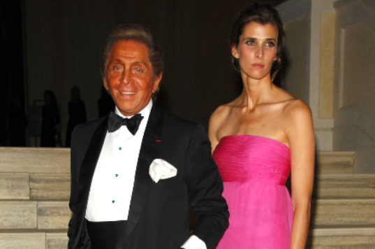 Mr. Valentino has attired a good many of the world's royals?including Queen Elizabeth's own sister, Princess Margaret Windsor?and he counts several of them of as friends.