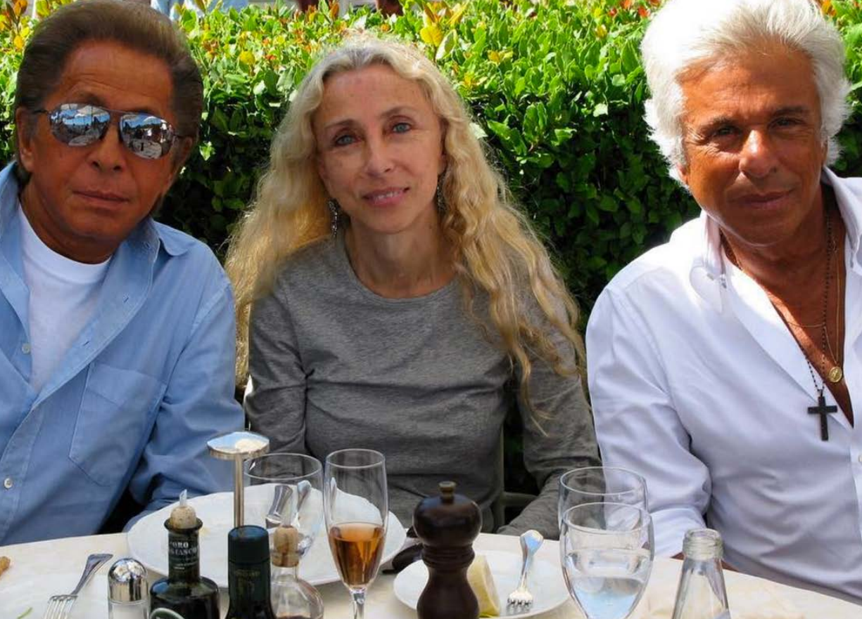 One of the last times that Mr. Valentino and Mr. Giammetti saw Franca Sozzani, it was at a dinner given by the maison to celebrate the Venice Film Festival premiere of the documentary Franca: Chaos and Creation.
