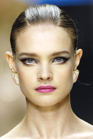 Natalia Vodianova, with beauty look by Pat McGrath.
