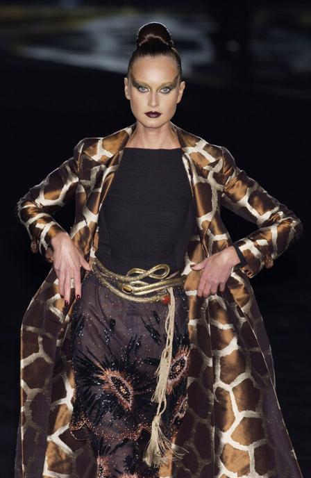 Haute Couture Fall/Winter 2002