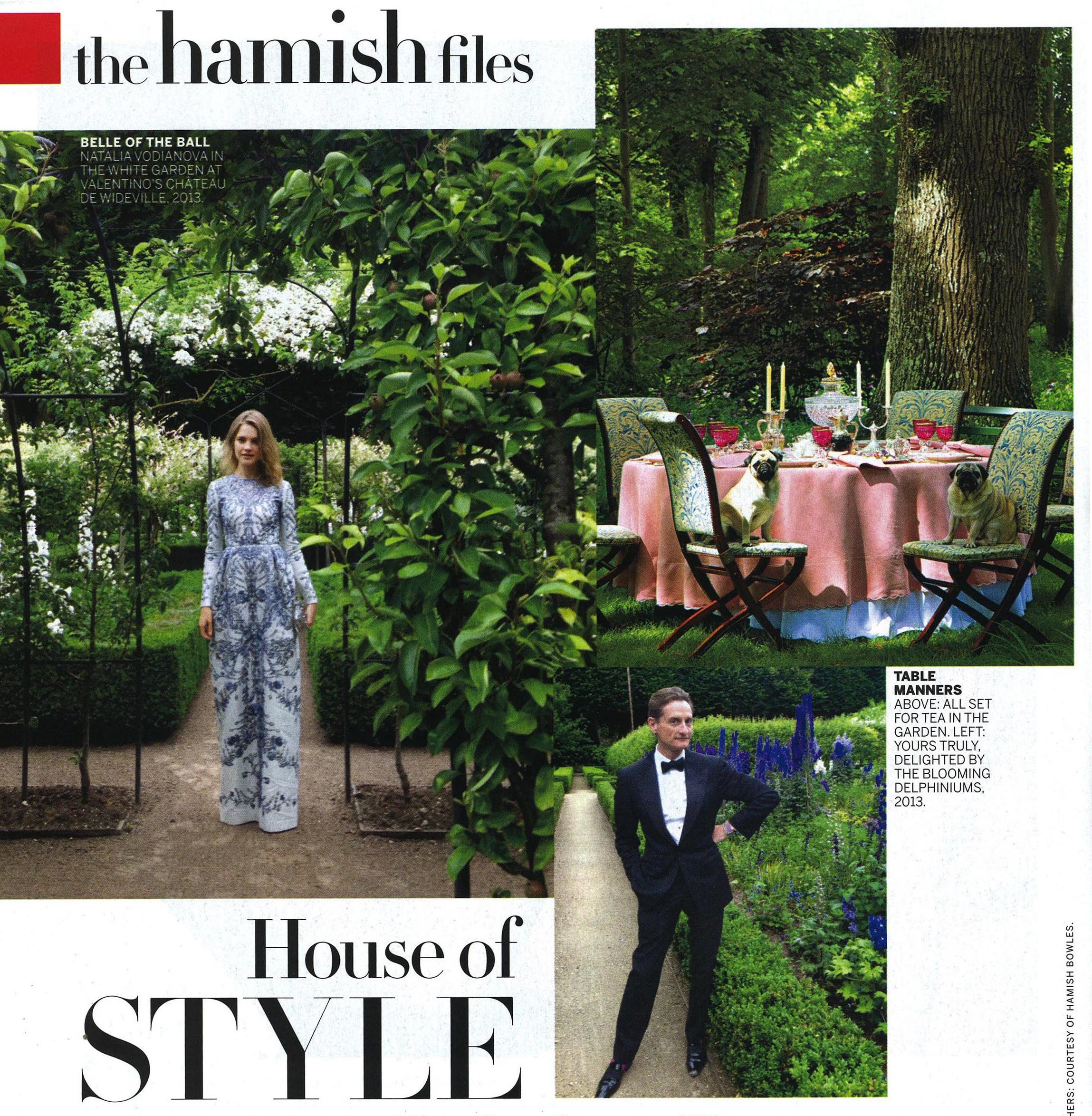 Vogue October - House of Style