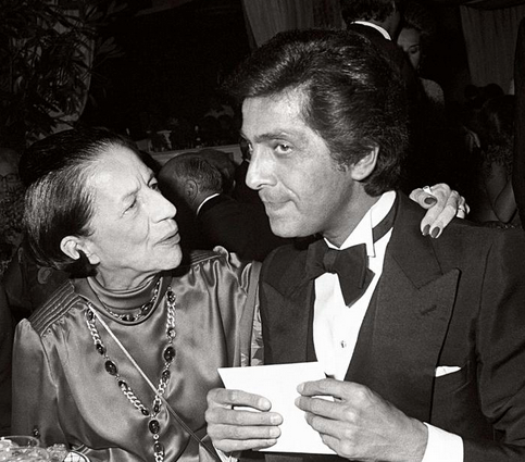 Vreeland and Valentino